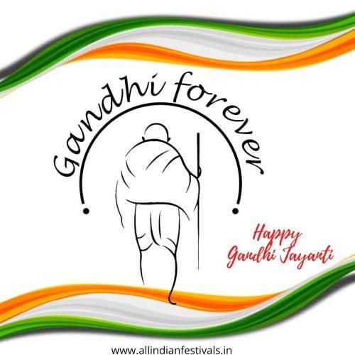 Gandhi Jayanti Wishes Image