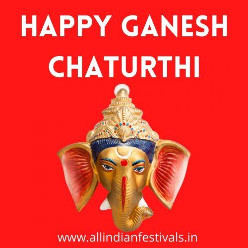 Ganesh Chaturthi Wishes Image 10
