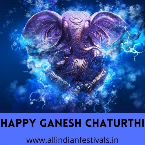 Ganesh Chaturthi Wishes Image 3