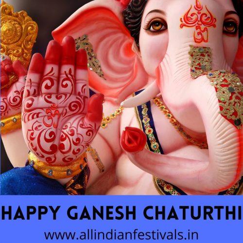 Ganesh Chaturthi Wishes Image 5