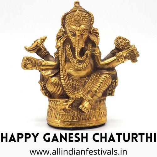 Ganesh Chaturthi Wishes Image 6