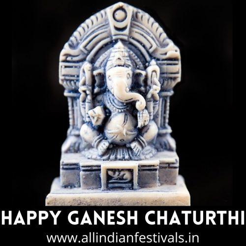Ganesh Chaturthi Wishes Image 7